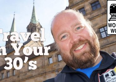 How Travel Changes From Your 20s To Your 30s