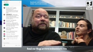 Live Travel Chat With Mark Jocelyn From Wolters World