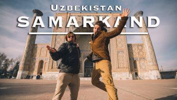 Samarkand Travel To Uzbekistans Silk Road Treasure