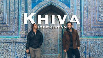 Vbp 2936 Khiva Time Travel To Uzbekistans Silk Road