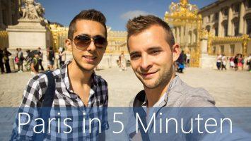 Paris In 5 Minuten Reisefhrer Die Besten Sehenswrdigkeiten
