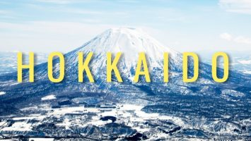 SNOWBOARDING HOKKAIDO JAPAN NISEKO SKI TRAVEL VLOG