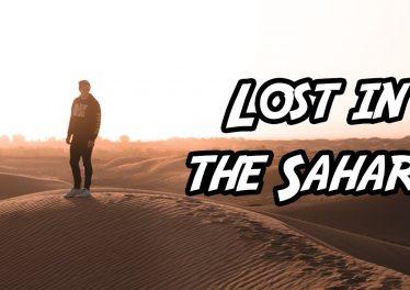 Sahara Desert Of Morocco Camping In Merzouga