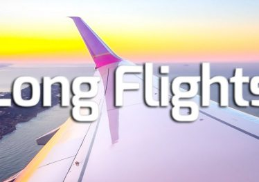 TRAVEL TIPS HOW TO SURVIVE LONG FLIGHTS