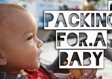 Baby Travel How To Pack For A Baby