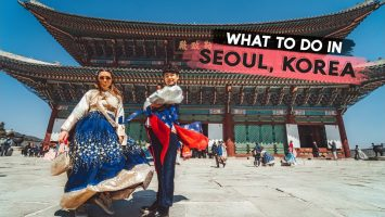First Time In SOUTH KOREA Exploring SEOUL With A Local