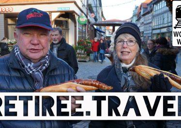 Grandparent Travel Questions