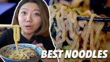 SAN FRANCISCO NOODLE TOUR Best Ramen Pho Udon And Sichuan Noodles In SF