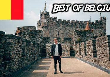 EXPLORING GHENT BELGIUM Belgian Fries Castles