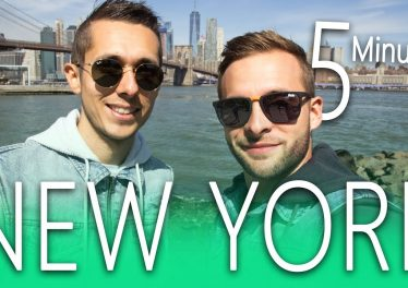 NEW YORK In 5 Minuten Entdecke New York City