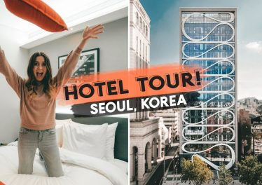 Sneak Peak NEW HOTEL CONCEPT Hotel Tour Aiden Seoul Korea