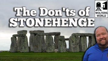 Stonehenge The Donts Of Visiting Stonehenge