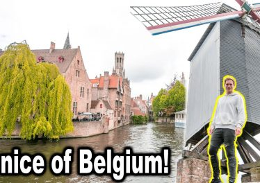 The BEST Of BELGIUM A MUST SEE Spot