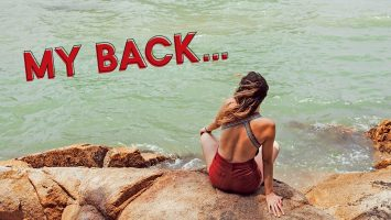 My Back...