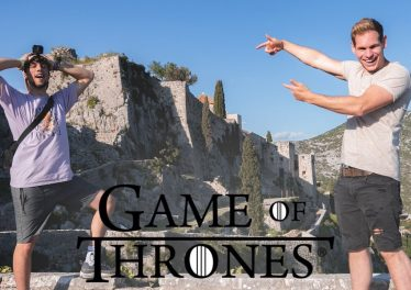 GAME OF THRONES In CROATIA With NightScape