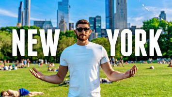 LIVING IN NEW YORK CITY Ultimate Summer Travel Guide