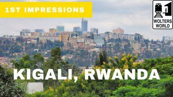 My First Impressions Of Rwanda I Love It