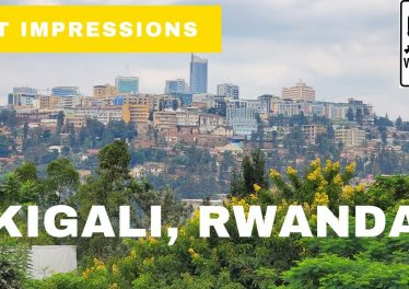 My First Impressions Of Rwanda I Love It