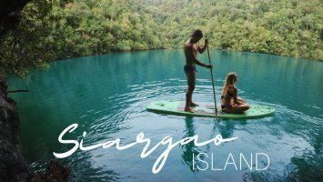 Siargao Island Surf Trip Sugba Lagoon Back To Paradise