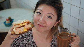 Singapore Breakfast Tour FLUFFY Kaya Toast CRISPY Roti Prata