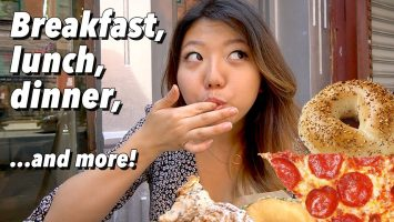 WHAT TO EAT IN NEW YORK 24 Hours NYC Food Tour