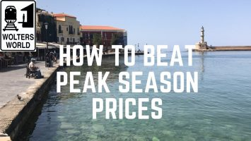 Budget Travel How To Beat Peak Season Prices Headaches