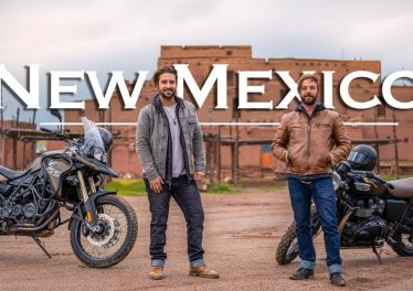 New Mexico Motorcycle Road Trip Santa Fe To Taos Pueblo