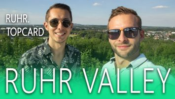 Ruhr Valley RUHR.TOPCARD In 5 Minutes Discover The Ruhr Area With One Card