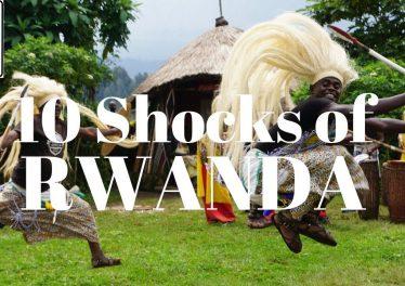 Rwanda 10 Shocks Of Visiting Rwanda