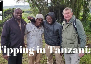 Tanzania How To Tip On A Safari In The Serengeti