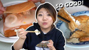ULTIMATE Taiwan Street Food Tour Of Tainan MILK Fish COFFIN Bread