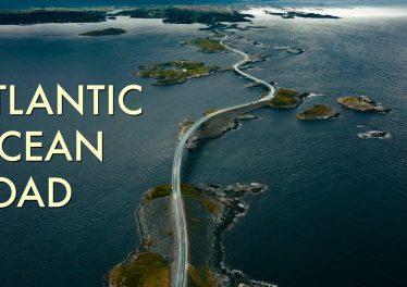 Worlds Most Dangerous Road Norway Road Trip