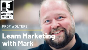 Learn Marketing Tricks Of The Trade With Prof Wolters