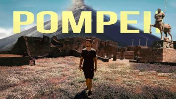 This City Was Buried ALIVE Pompeii TODAY