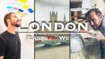 Vbp 4150 London England Travel Tips East Vs West City Guide