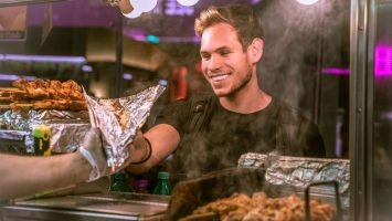 TRYING The BEST Street FOOD In New York City