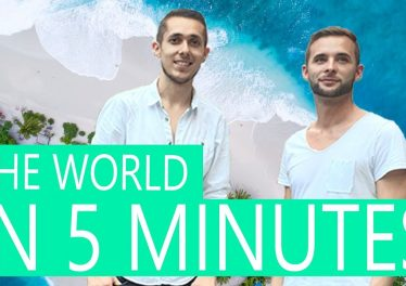 TheTravellers The World In 5 Minutes Travel Blog Reise Blog Trailer